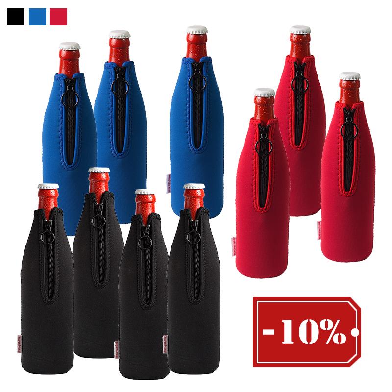 Hochwertiger Multikühler Dosen /& Flaschen -hülle von DRESS-YOUR-DRINK kühler